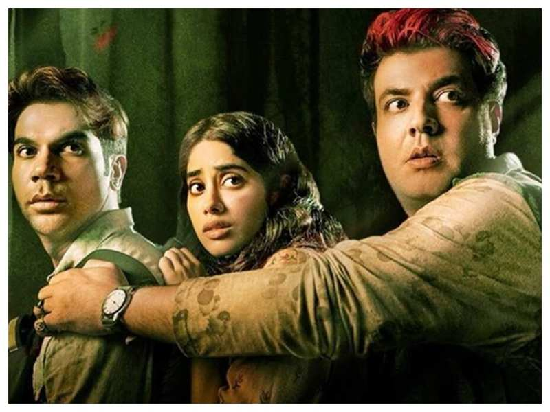'Roohi' box-office collection day 8: The Janhvi Kapoor, Rajkummar Rao and Varun Sharma starrer grossed Rs 50 lakh on Friday