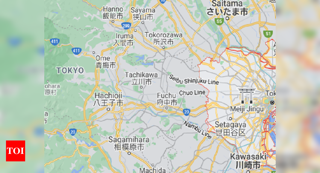 Japan lifts tsunami advisory after strong earthquake off northeast - Times of India