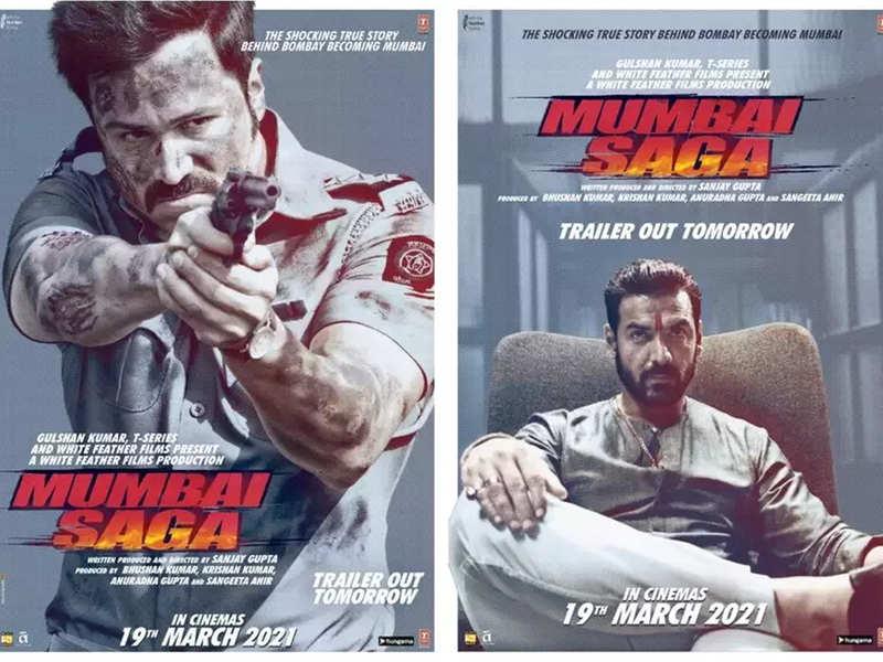 'Mumbai Saga' beats first day collection of 'Roohi' in Mumbai circuit!