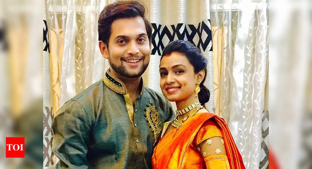 Exclusive: He is still there and there is no void created in my life, says Mayuri Deshmukh on her late husband Aashutosh Bhakre – Times of India