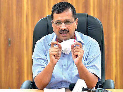 Amid a shortage of COVID-19 vaccine, Delhi Chief Minister Arvind Kejriwal on Wednesday said that there was no vaccine in Dehli.