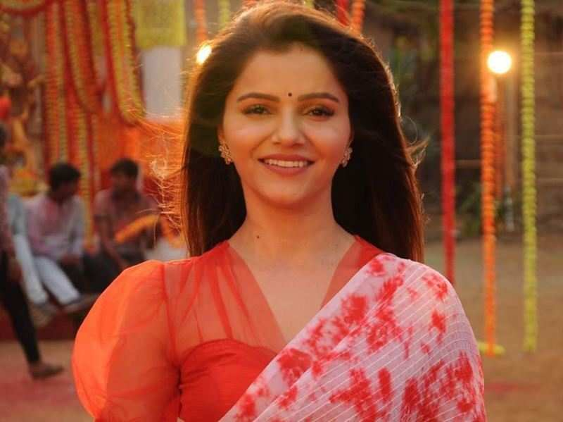 Rubina Dilaik: Exclusive- Rubina Dilaik on her return to 'Shakti': I am  back in the driver's seat; show set for a giant leap - Times of India