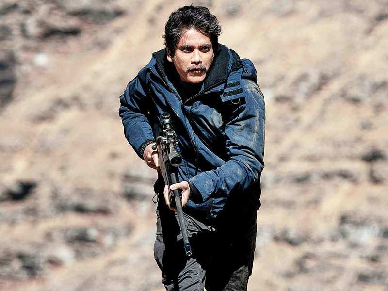 Wild Dog is inspired by the story of NIA's biggest undercover operation' |  Telugu Movie News - Times of India