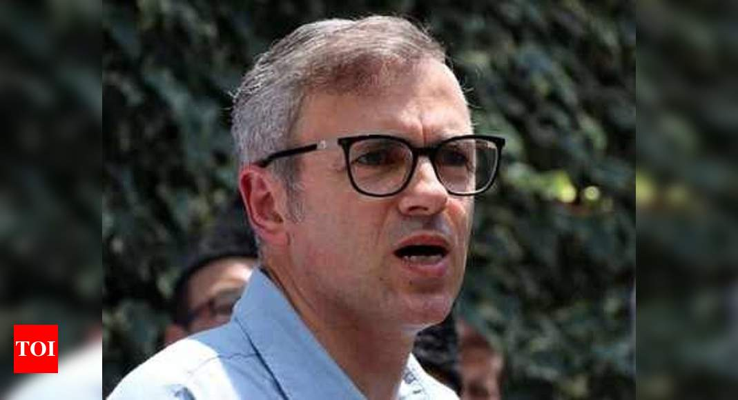 Vaccines are answer, not one-day lockdowns: Omar Abdullah | India News – Times of India