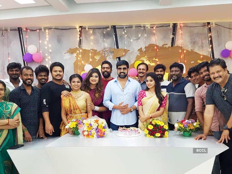 Here's how team Neethane Enthan Ponvasantham celebrated Jai Akash's birthday; see pics (Photo - Instagram)