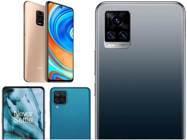 Fab Phones Fest on Amazon: Get up to Rs 5,000 discount on Oppo Reno 5 Pro, Vivo V20 Pro, OnePlus Nord and other smartphones