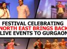Festival Celebrating North East brings back live events to Gurgaon