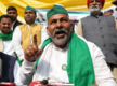 Make Bengaluru epicentre of protests in south, Tikait tells farmers