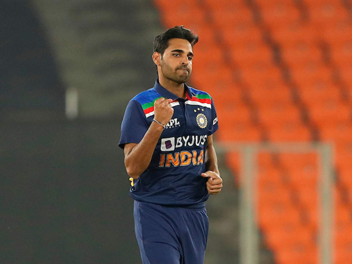 India vs England: Consistency in practice holds key for Bhuvneshwar Kumar    Cricket News - Times of India