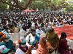 Rahul Gandhi holds roadshow in Kochi