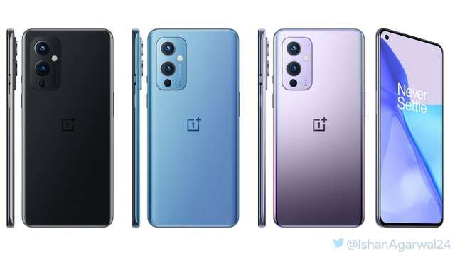 OnePlus 9 series price leaked hours ahead of India launch