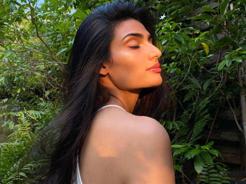 Athiya Shetty reveals the secret behind her glowing skin