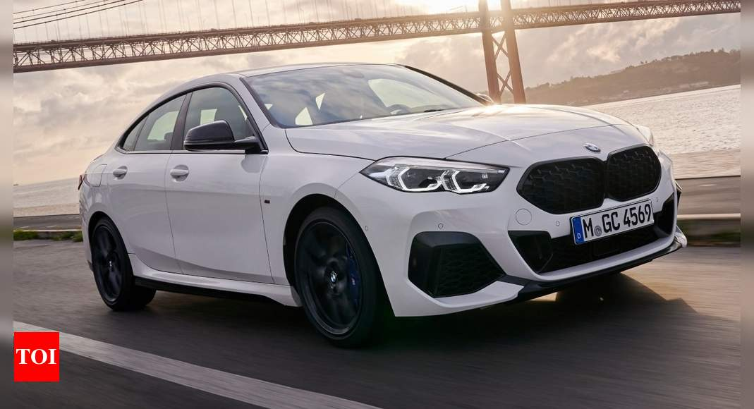 BMW 220i Sport launched, priced at Rs 37.90 lakh – Times of India