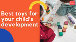 #MindfulParenting: Best toys for your child's development