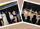 Enjoy fusion, belly dance and more at this intimate performance session in the city