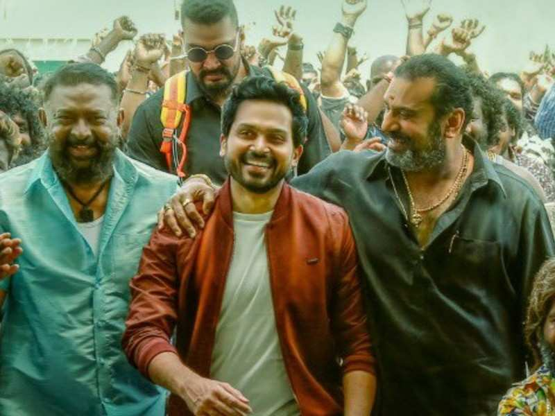 'Sulthan' trailer: Karthi's mass avatar will fascinate you to watch the movie