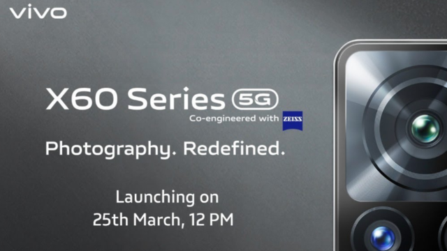 Vivo X60, Vivo X60 Pro and Vivo X60 Pro+ to launch at 12pm in India: How to watch the event live