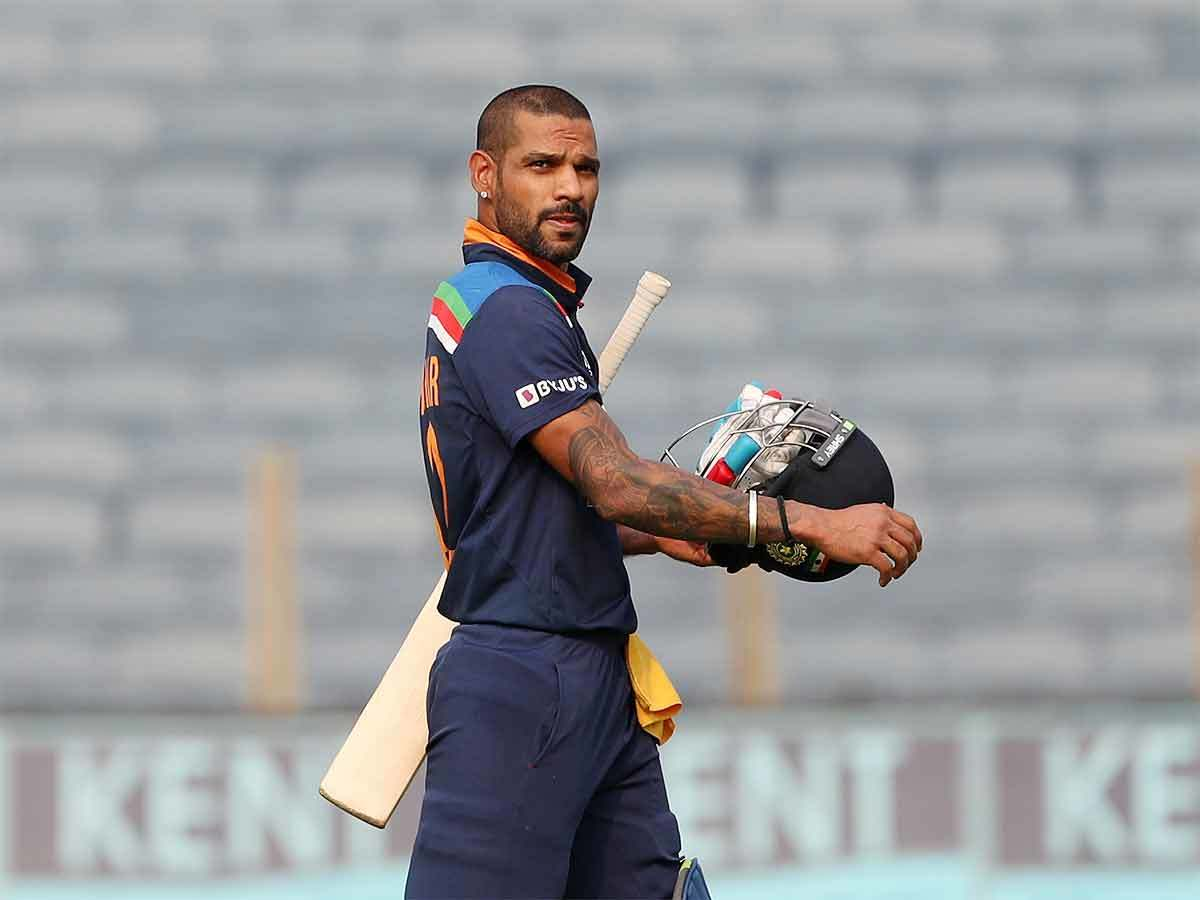 Shikhar Dhawan: I knew that if I get a chance I will take it | Cricket News - Times of India