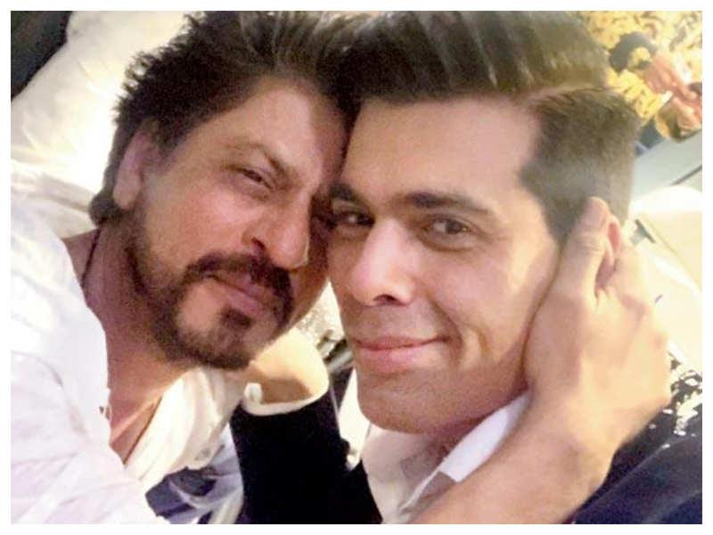 """Throwback Thursday: When Karan Johar called Shah Rukh Khan a """"very possessive friend"""""""