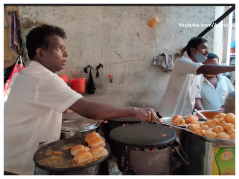 Mumbai's Flying Vada Pav is a visual treat you can't miss