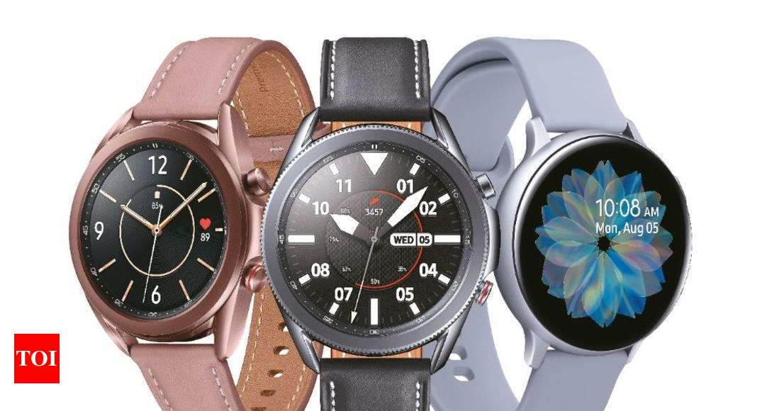 Samsung:  Samsung announces special offers on Galaxy Watch with benefits up to Rs 11,000 – Times of India