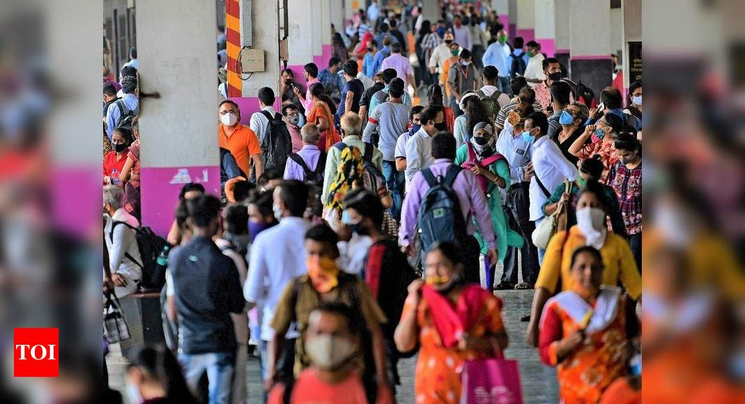 Second wave of Covid may last up to 100 days counted from February 15: SBI report | India News – Times of India
