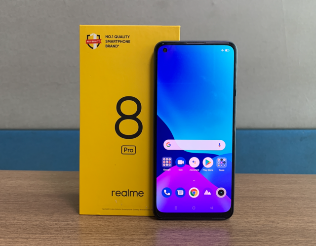 Realme to launch affordable 5G smartphones under Realme 8 series