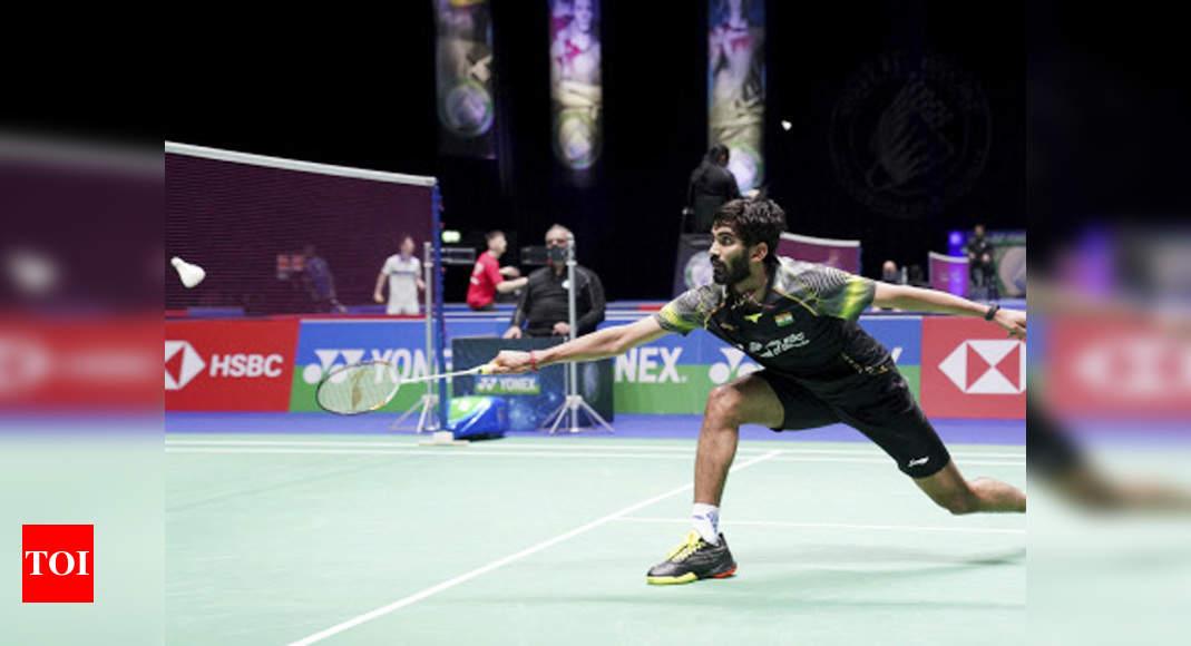 Kidambi Srikanth advances to Orleans Masters quarters | Badminton News – Times of India