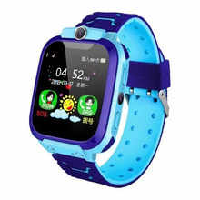 SeTracker Kids Smart Watch   GPS / LBS Tracker – 2-Way SOS Calling   Touchscreen With Colour Display / Camera   Water Resistant   App Available on Android / iOS