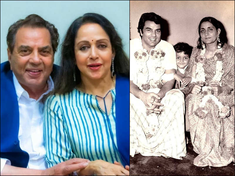 Did you know: Dharmendra's first wife, Prakash Kaur defended him when he  married Hema Malini? | Hindi Movie News - Times of India