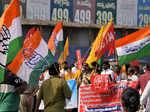Bharat Bandh: Farmers block highways and rail tracks