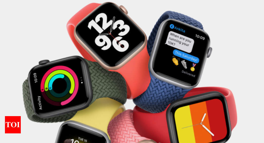 Apple may launch a 'tough' Apple Watch model for extreme conditions – Times of India