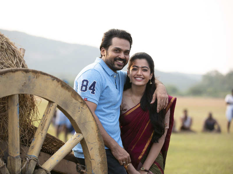 Karthi & Rashmika Mandanna's Sulthan censored