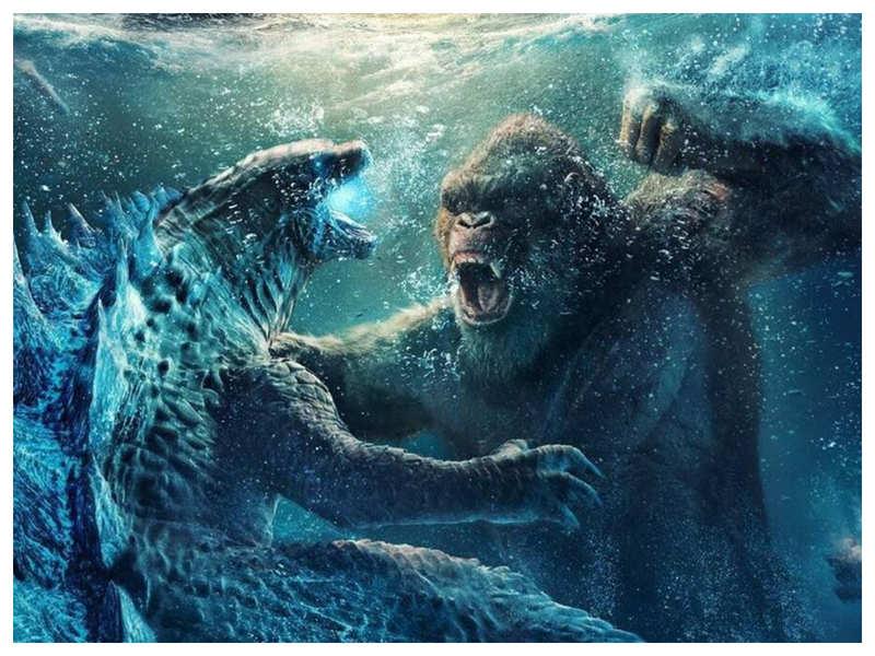 Pic: Godzilla Vs Kong Poster
