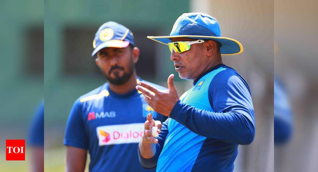 Sri Lanka pace bowling consultant Chaminda Vaas withdraws resignation   Cricket News – Times of India