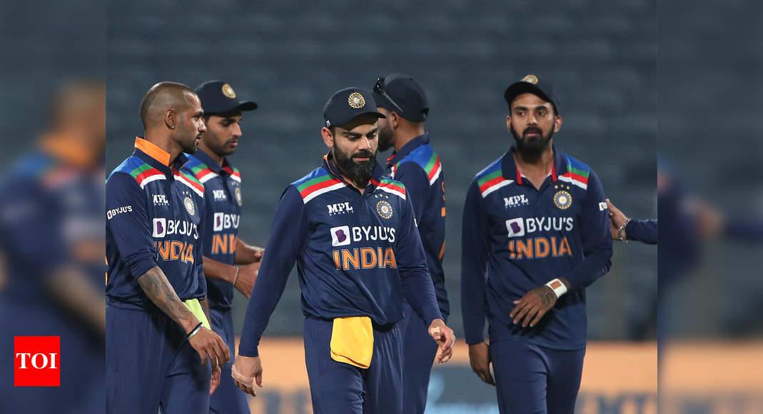 India vs England, 2nd ODI: England totally blew us away, says Virat Kohli | Cricket News – Times of India