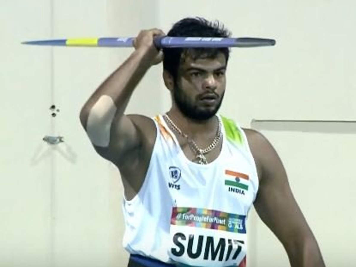 Para Athlete India | Sumit Antil | KreedOn
