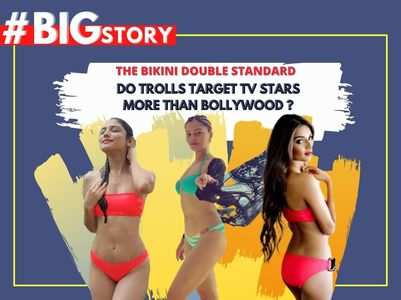 #BigStory! Do trolls castigate TV actresses?