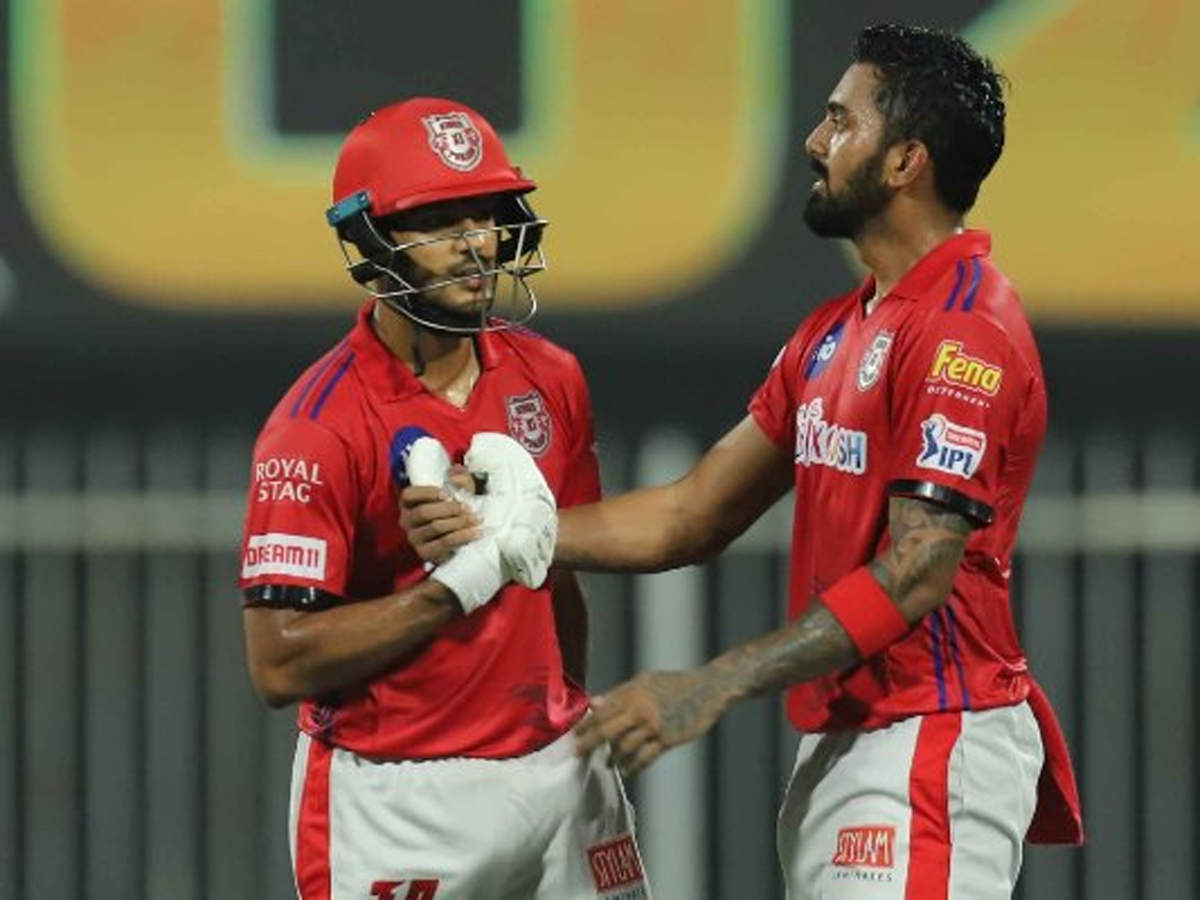 IPL 2021: Friendship with KL Rahul makes communication on the field easier, says Mayank Agarwal   Cricket News - Times of India