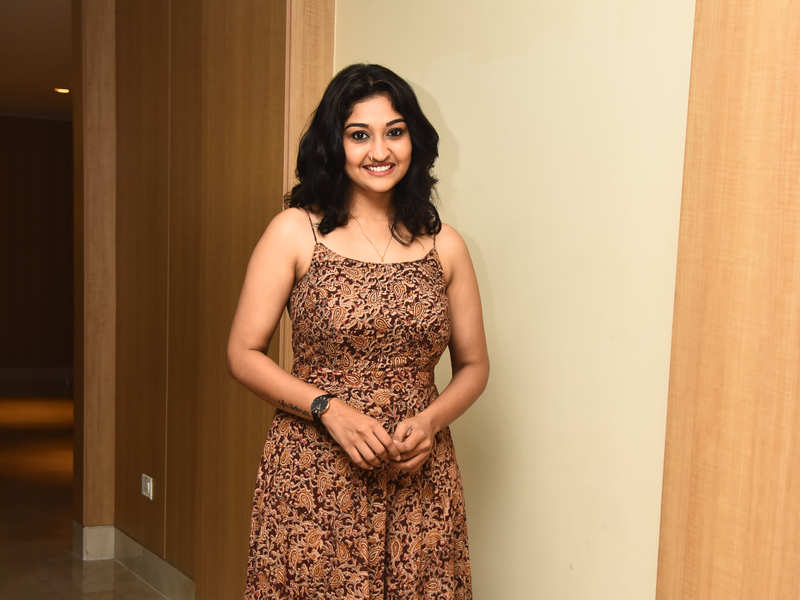 Neelima attends a fashion event in the city