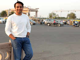 I was mesmerised by the world of theatre: Namit Das
