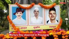 Martyrs Day observed in Prayagraj