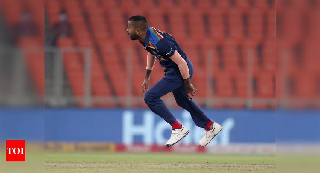 India missing Hardik Pandya the bowler   Cricket News – Times of India