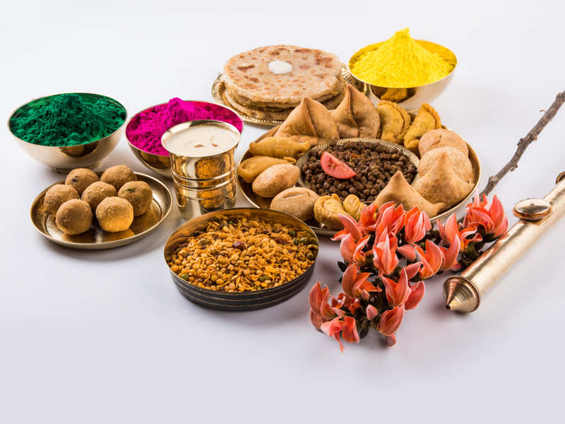Holi 2021: How to stay safe from adulterated food - Times of India
