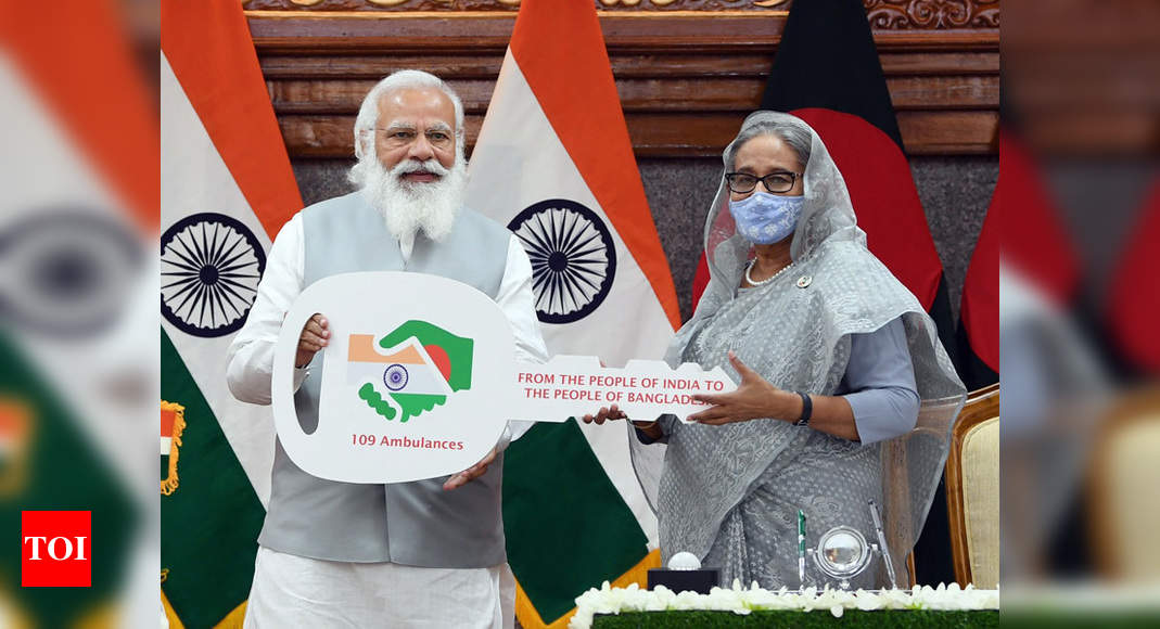 India, Bangladesh to recognise December 6 as 'Maitri Diwas' | India News – Times of India