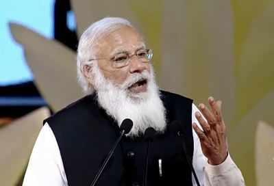 On air, PM reiterates 'dawai bhi, kadai bhi' | India News
