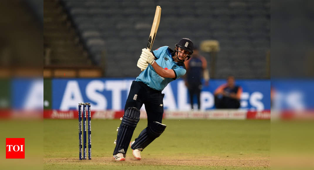 Jos Buttler sees 'shades' of MS Dhoni in Sam Curran | Cricket News – Times of India