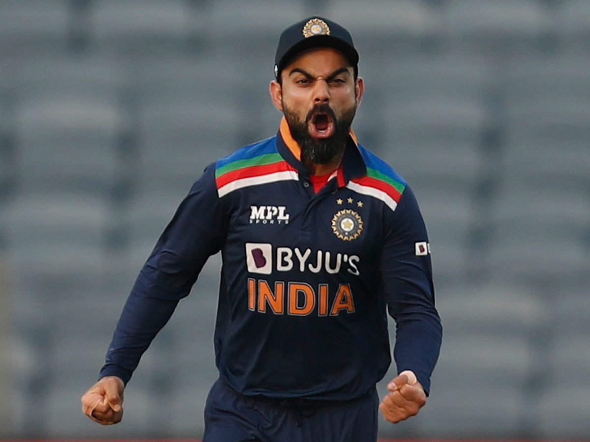 Virat Kohli becomes third captain to lead India in 200 international matches | Cricket News - Times of India