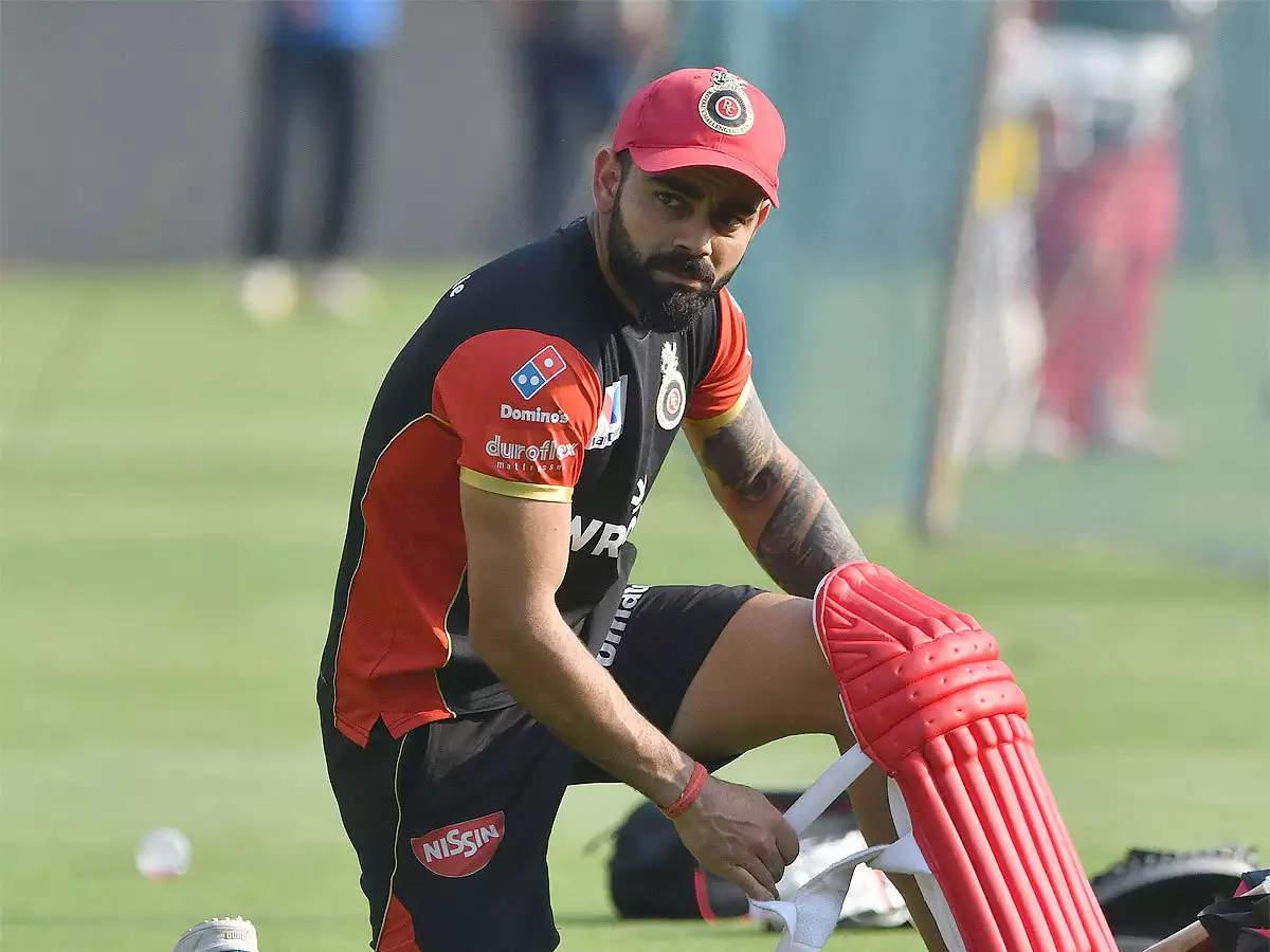 No rest days: RCB skipper Virat Kohli gears up for IPL 2021   Cricket News - Times of India