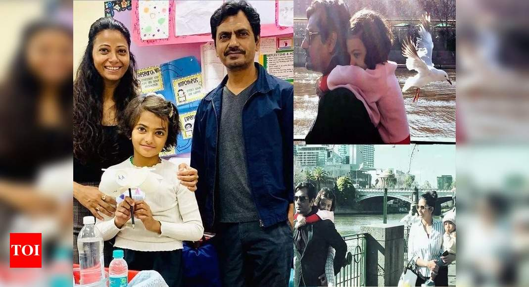 """Exclusive! Nawazuddin Siddiqui's wife Aaliya moves to his Kasara farmhouse; says, """"I am expecting him here, soon"""" – Times of India"""